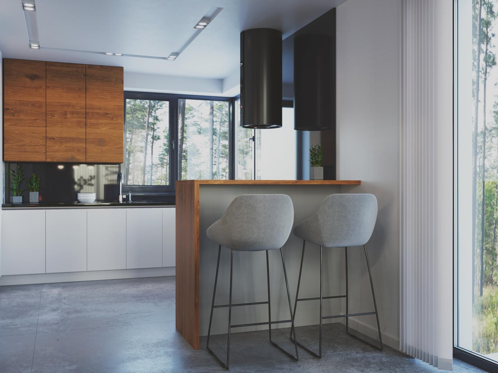Visualization of kitchen