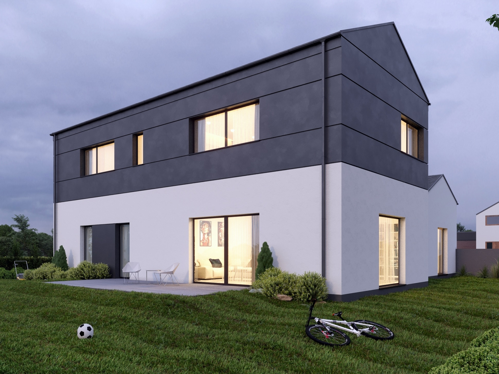Modern House in Poland